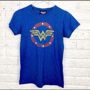 ⬇️JUNK FOOD Wonder Woman graphic tee